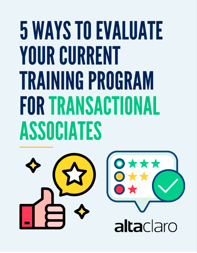 5-Ways-to-Evaluate-Your-Current-Training-Program-for-Transactional-Associates
